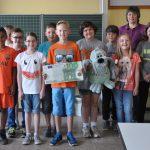 Gewinner bei Max Schrubbel Wettbewerb 2015